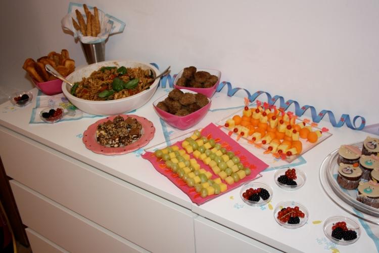baby part buffet
