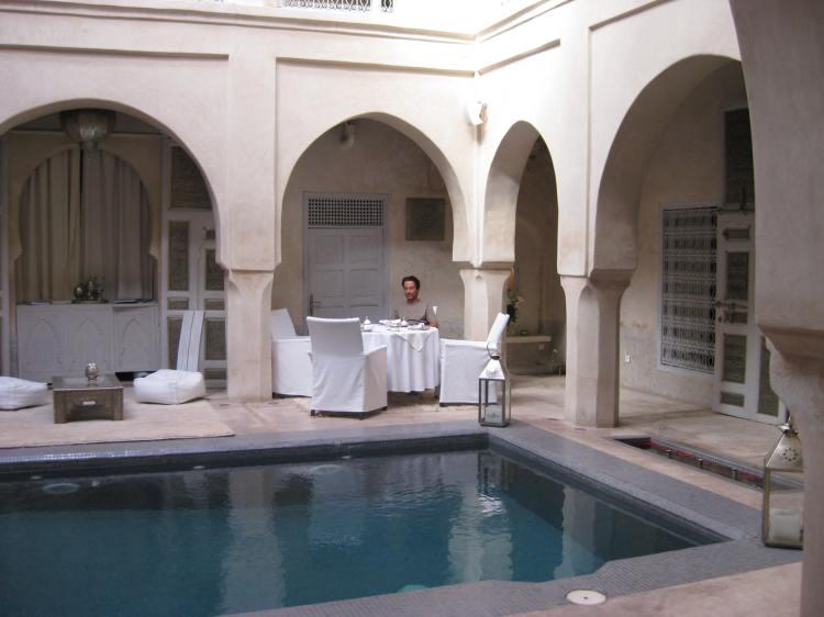 anayela hotel pool