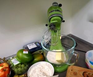 kitchen aid backen