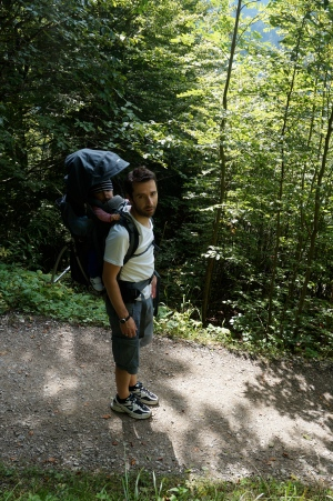 Wanderung Partnachklapp