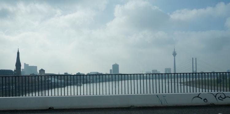 Düsseldorf Rhein