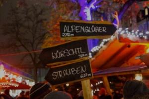 Viktualienmarkt Weihnachtsmarkt