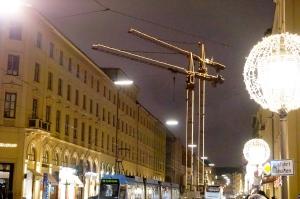 Maximilianstrasse Weihnachten