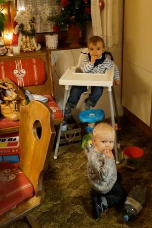Haferflockenplätzchen für Babys