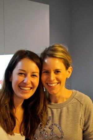 Aileen und Anna