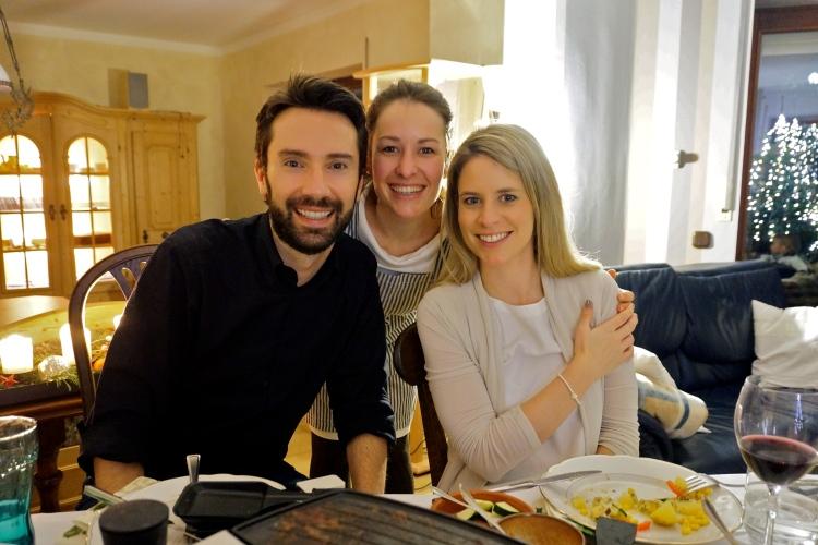 Stefan , Aileen und Anna