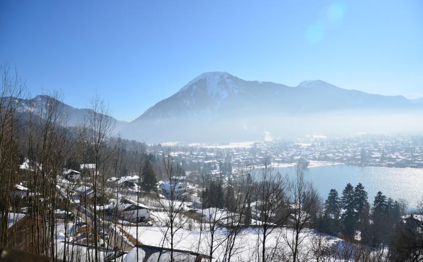 Winterwonderland Tegernsee