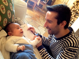 Leeberghof mit Baby