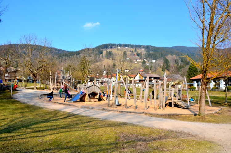 Spielplatz Schliersee