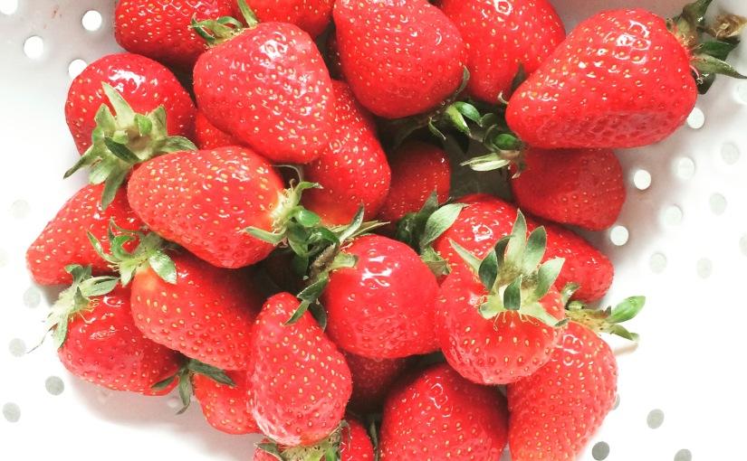 """Strawberry Fields Forever"""