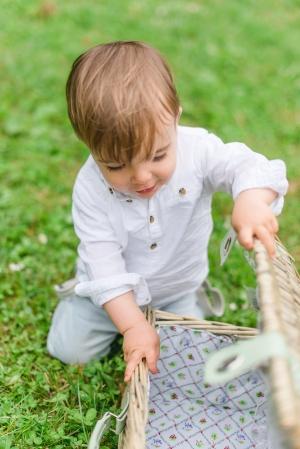 Picknicken mit Leo