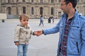 Leo in Paris