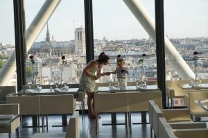 Aussicht auf Notre Dame