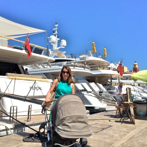 Joolz Sommersitz in St. Tropez