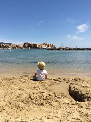 Strandtag mein Leo