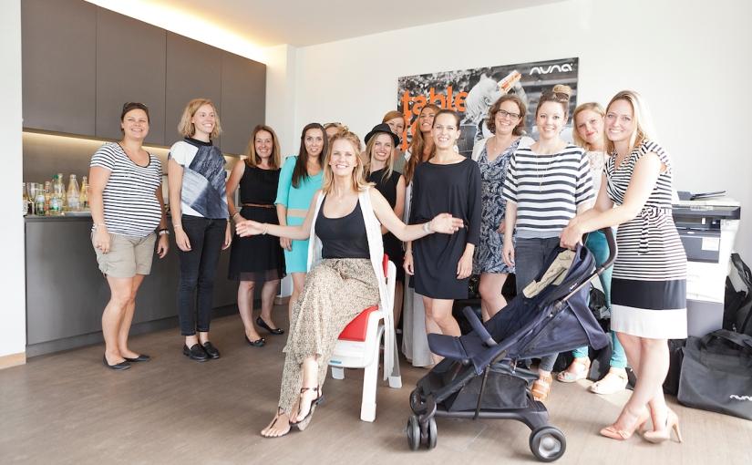 Nuna Bloggertreffen – Mama 'allein' unterwegs!