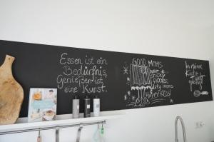 Tafelwand Küche