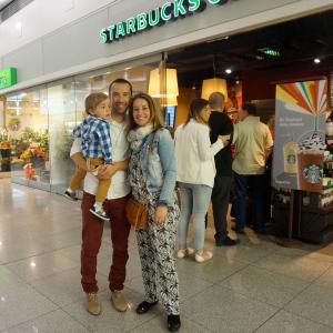 Starbucks Flughafen München