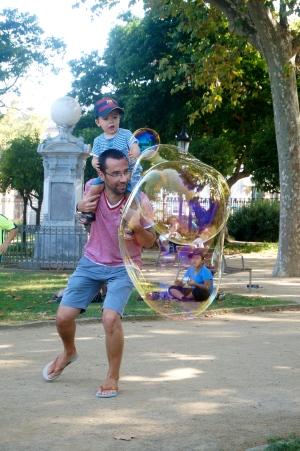 Parks in Barcelona