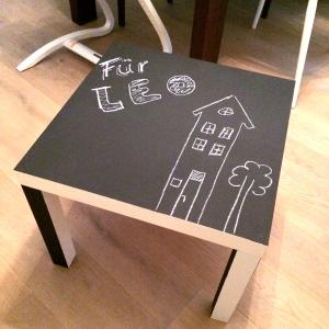 Ikea LACK Tisch Beistelltisch