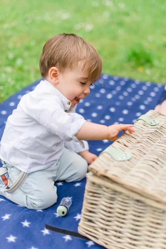 Picknick Englischer Garten