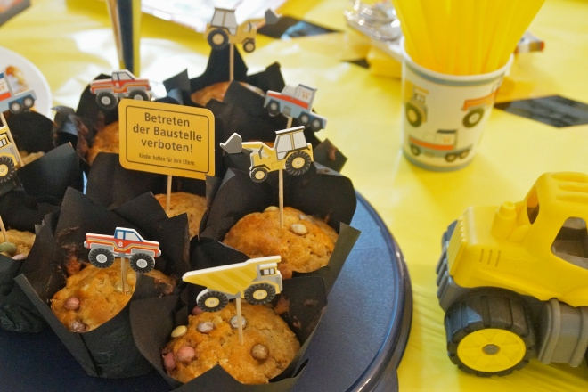 Mini Muffin Rezept Baggerparty
