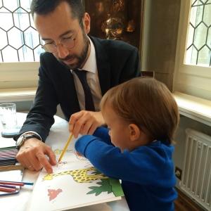 Zürich mit Kind