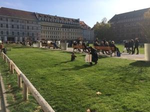 Marienplatz Dallmayr