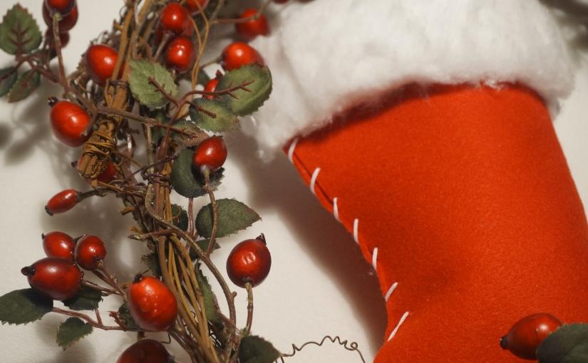 Morgen kommt der Nikolaus -last minuteDIY