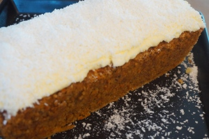 CarrotCake mit Frosting