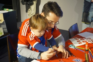 Kinderkunsthaus FC Bayern