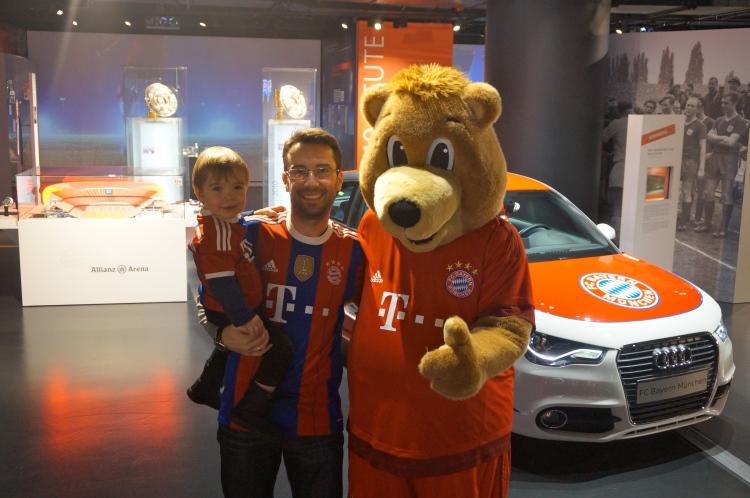 Bernie FC Bayern