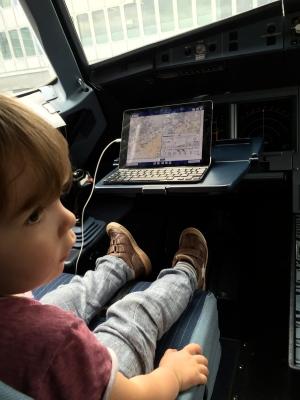 Cockpit Kinder