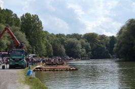 Floße Isar