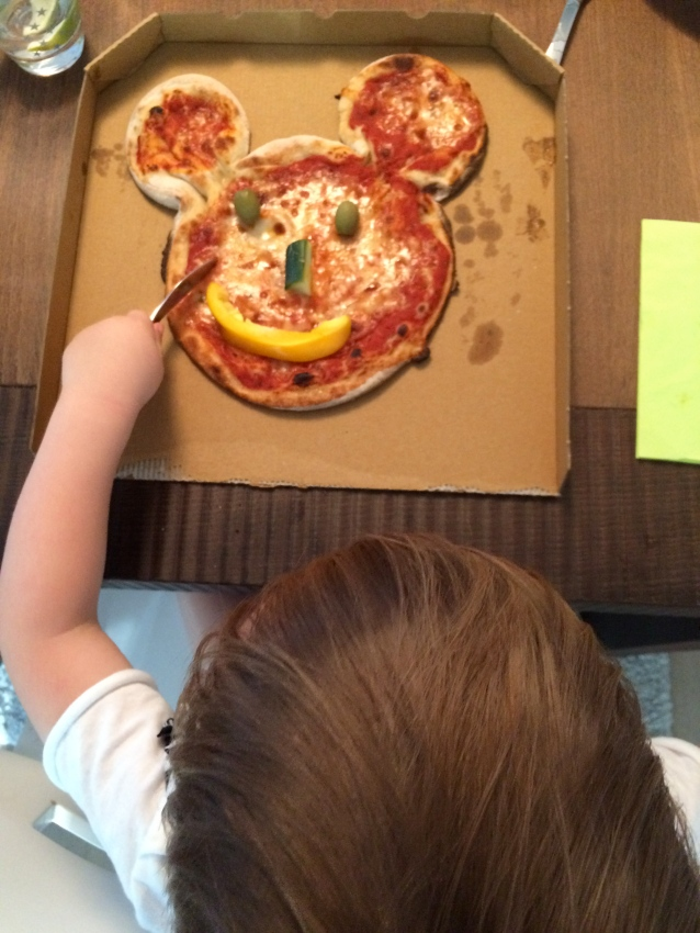 Vapiano Kinderpizza