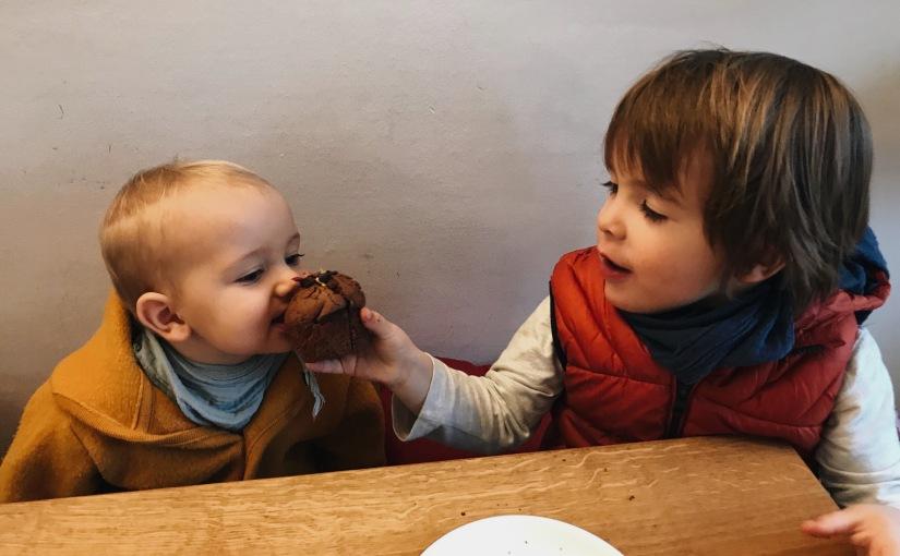 Essen kommen, Essen gehen…Kinder kommtessen…