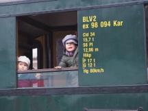 Dampflok Tegernsee
