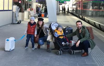 Anreise Wien
