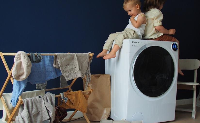 Schmutzige Wäsche kommt in die Maschine nicht auf den Blog, Instagram oder Facebook ;)/Werbung